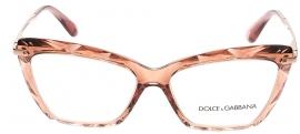 Óculos Receituário Dolce & Gabbana Faced Stones 5025 3148