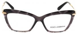 Óculos Receituário Dolce & Gabbana Faced Stones 5025 504
