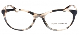 Óculos Receituário Dolce & Gabbana Gros Grain 3310 3120