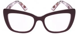 Óculos Receituário Dolce & Gabbana Printed 3308 3202