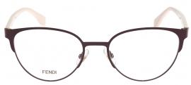 Óculos Receituário Fendi Roma 0320 P68