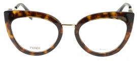 Óculos Receituário Fendi Tropical Shine 0334 086