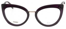 Óculos Receituário Fendi Tropical Shine 0334 0T7