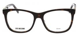 Óculos Receituário Love Moschino 520 086