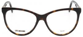 Óculos Receituário Love Moschino 521 086