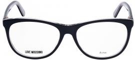 Óculos Receituário Love Moschino 524 807