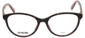 Óculos Receituário Love Moschino 525 0PA