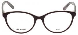 Óculos Receituário Love Moschino 525 0T7
