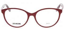 Óculos Receituário Love Moschino 525 C9A