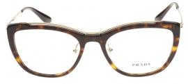 Óculos Receituário Prada Full Metal Temple Evolution 04VV 2AU-1O1