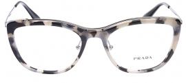 Óculos Receituário Prada Full Metal Temple Evolution 04VV HU7-1O1