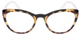 Óculos Receituário Prada Ultravox Evolution 07vv 321-1O1