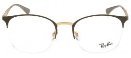 Óculos Receituário Ray Ban 6422 3005