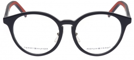 3860ffcf5 Óculos Receituário Tommy Hilfiger 1579/F PJP