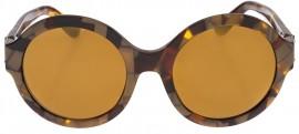 Óculos de Sol Dolce & Gabbana Logo Plaque 4331 3170/6H