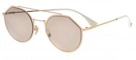 f5f73b7f720ed Óculos de Sol Cor da armação dourado.PNG Modelo da armação Aro ...