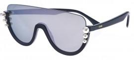 8b01462e5a8ea Óculos de Sol Fendi Ribbons And Pearls 0296 s KB70T