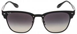 570f4c88da7aa Óculos de Sol Ray Ban Blaze Clubmaster 3576-N 153 11   Ótica Mori