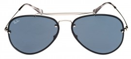 Óculos de Sol Ray Ban Blaze Large Aviator 3584-N 003/87