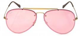 Óculos de Sol Ray Ban Blaze Large Aviator 3584-N 9052/E4