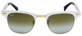 48f8ed9375f9e Óculos de Sol Ray Ban Clubmaster Aluminum 3507 137 9j