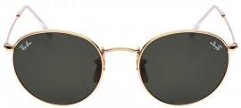 Óculos de Sol Ray Ban Round Metal 3447-N 001