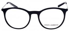 e46f93ed6a613 Óculos Receituário Dolce   Gabbana Diagonal Cut 5031 2525