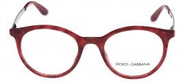 Óculos Receituário Dolce & Gabbana Gros Grain 3292 3175