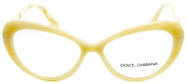 Óculos Receituário Dolce & Gabbana Less Is Chic 3264 3084