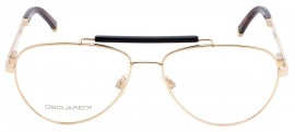 Óculos Receituário Dsquared² 5040 028
