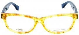 Óculos Receituário Fendi Color Block 0034 7oc