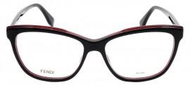 Óculos Receituário Fendi Roma 0251 807