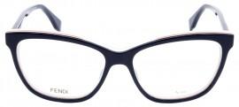 Óculos Receituário Fendi Roma 0251 PJP