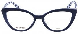 Óculos Receituário Love Moschino 500 PJP