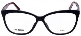 Óculos Receituário Love Moschino 506 807