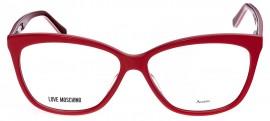 Óculos Receituário Love Moschino 506 C9A