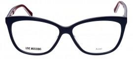 Óculos Receituário Love Moschino 506 PJP