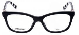 Óculos Receituário Love Moschino 515 807