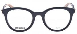 Óculos Receituário Love Moschino 518 807