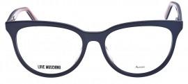 Óculos Receituário Love Moschino 519 PJP