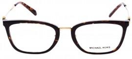 Óculos Receituário Michael Kors Captiva 4054 3336