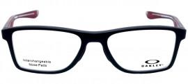 Óculos Receituário Oakley Fin Box 8108-02
