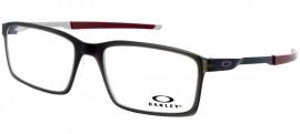 706ea3c865660 Óculos Receituário Oakley Steel Line S 8097-02