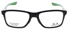 dec2dac645219 Óculos Receituário Oakley Trim Plane 8107-02