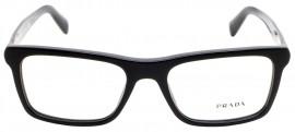 Óculos Receituário Prada 06RV 1BO-1O1