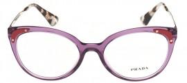 Óculos Receituário Prada Cinéma 12UV 04N-1O1