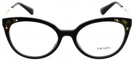Óculos Receituário Prada Cinéma 12UV 1AB-1O1