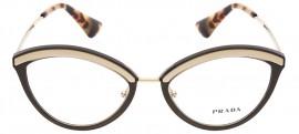 Óculos Receituário Prada Cinéma 14UV KJM-1O1