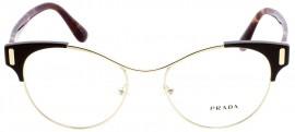 Óculos Receituário Prada Mod Evolution 61tv dho-1o1