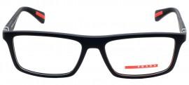 Óculos Receituário Prada Linea Rossa 02FV DG0-1O1